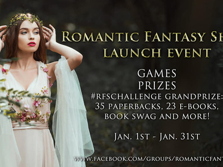 Romantic Fantasy Shelf Event