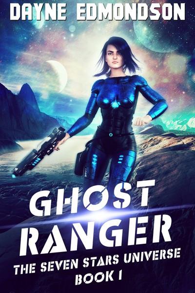 Ghost Ranger by Dayne Edmonson