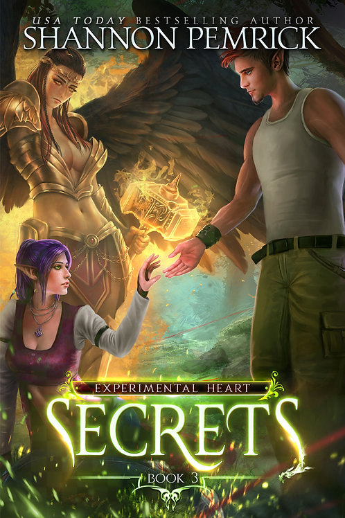 Secrets - Signed Print