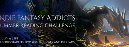 Indie Fantasy Summer Reading Offers