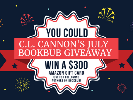 Win a $300 Amazon Gift Card!
