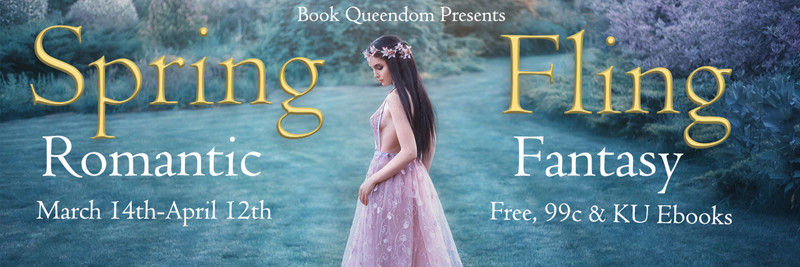 Spring Flinc Romantic Fantasy, March 14-April 12, Free, 99c, & KU ebooks