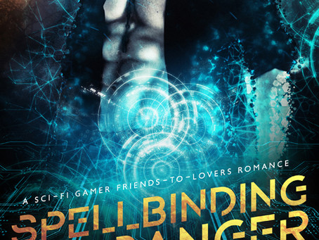Spellbinding His Ranger Cover Reveal & Pre-order