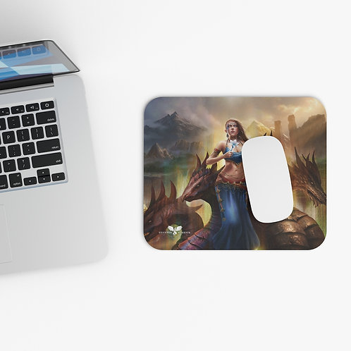 Prophecy Chosen Mouse Pad
