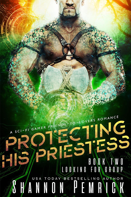 Protecting His Priestess