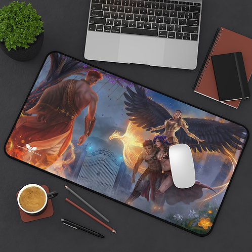 Exposed Desk Mat