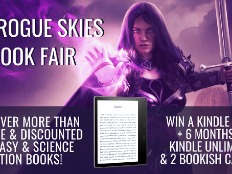 Rogue Skies Book Fair