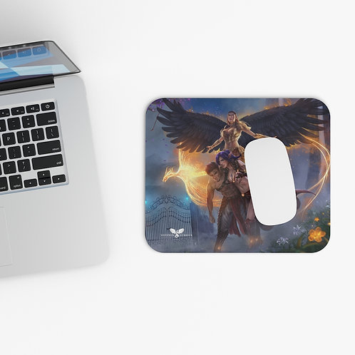 Exposed Mouse Pad