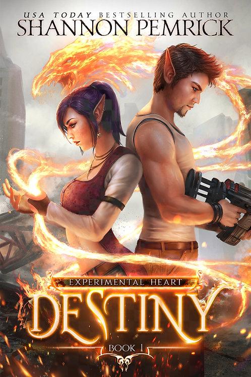Destiny - Signed Print