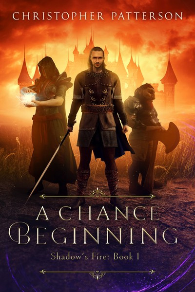 A Chance Beginning by Christopher Patterson