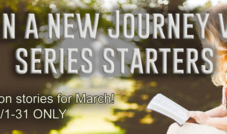 Begin a New Journey with these Series Starters