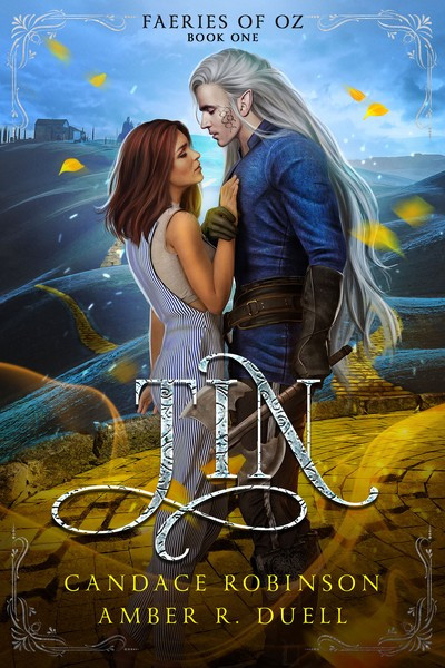 Tin by Candace Robinson and Amber R. Duell