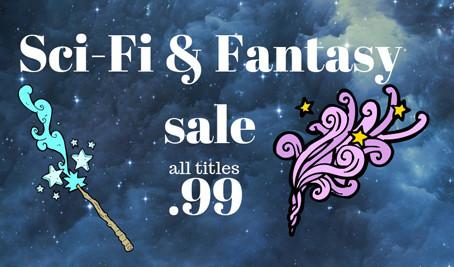 Sci-Fi & Fantasy Sale