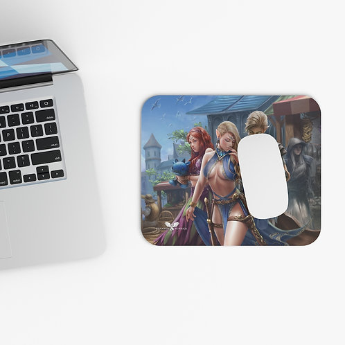 Prophecy of Convergence Mouse Pad