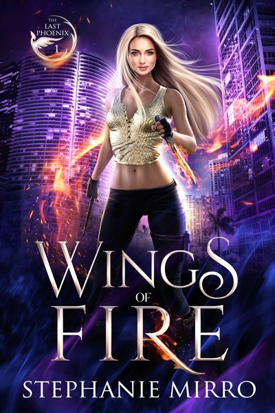Wings of fire Stephanie Mirro
