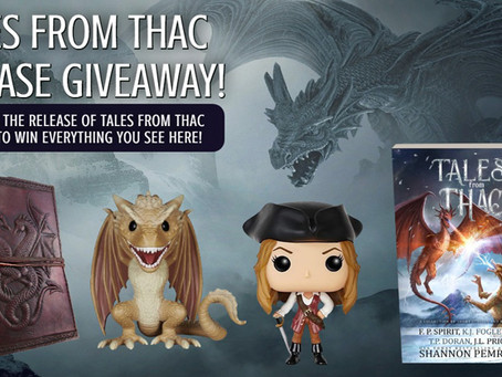 Tales From Thac Release Giveaway
