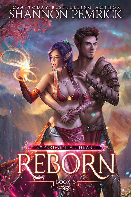 Reborn - Signed Print