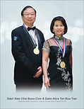 MIA - Dato' Alex Chai Boon Chin & Datin
