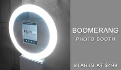 Boomerang Photo Booth