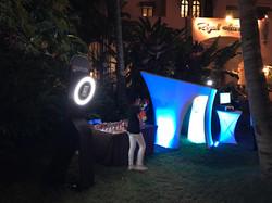 convertible photo booth hawaii 5