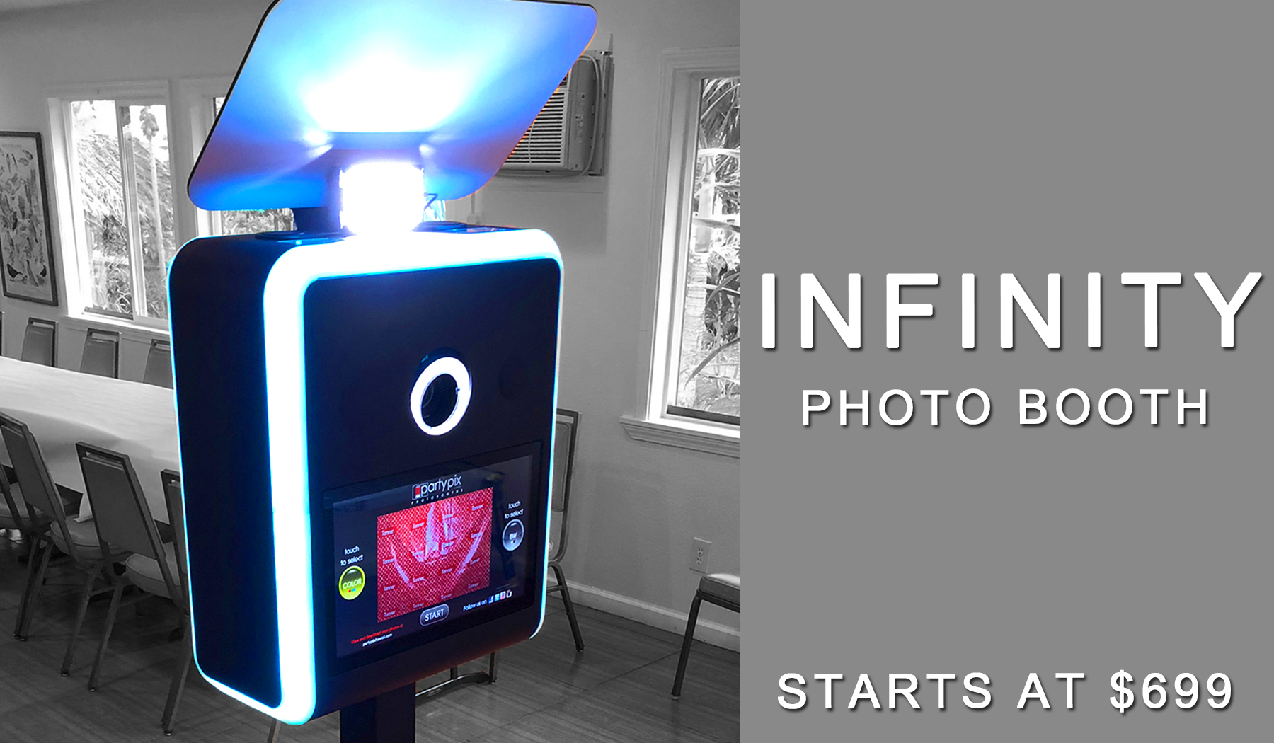 Infinity Photo Booth