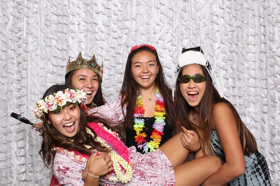 PhotoBooth Oahu Honolulu Party Pix Hawai