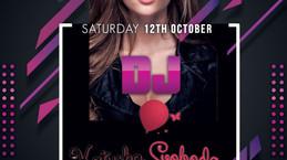 12/10 Katusha Svoboda @ClubNo17, Siliguri, India