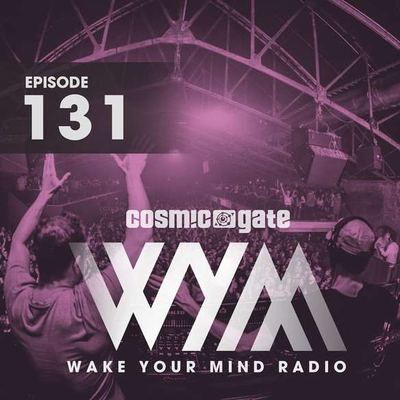 "Katusha Svoboda's ""Zombie"" (Original Mix) supported by Cosmic Gate on WYM 131Radio Sho"