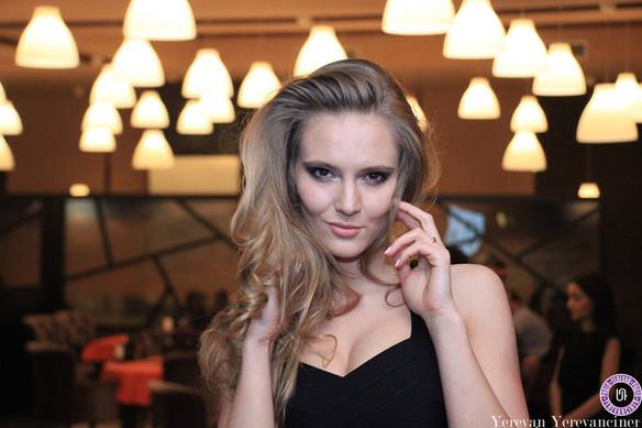 Katusha Svoboda - Interview for Yerevan Life Magazine
