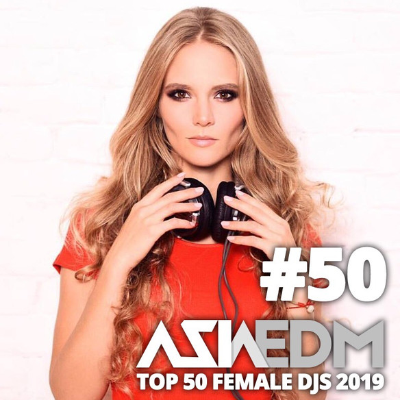 Katusha Svoboda - TOP50 Female DJ 2019 (asiaedm.com)