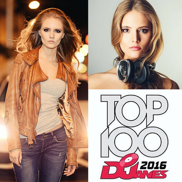 Katusha Svoboda - Vote for TOP100 Djanes 2016!