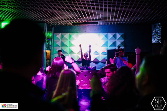 03/11 - Katusha Svoboda @Sahar Famouse Club, Magnitogorsk, Russia