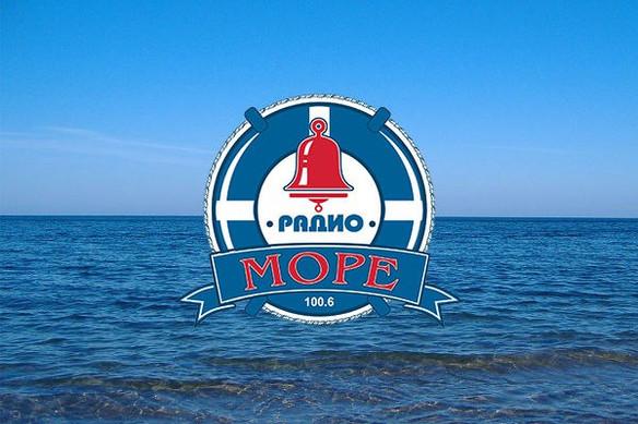 Katusha Svoboda - Special Guest at Radio More (Simferopol, Crimea)