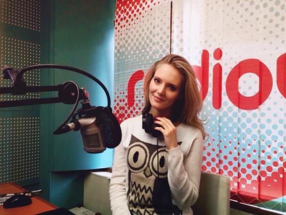 Katusha Svoboda - Special Guest at Radio Van FM103.0