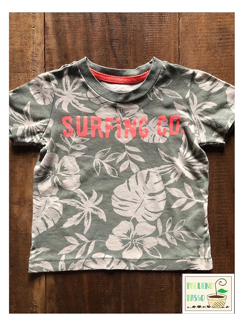 Camiseta Surfing - Carter's