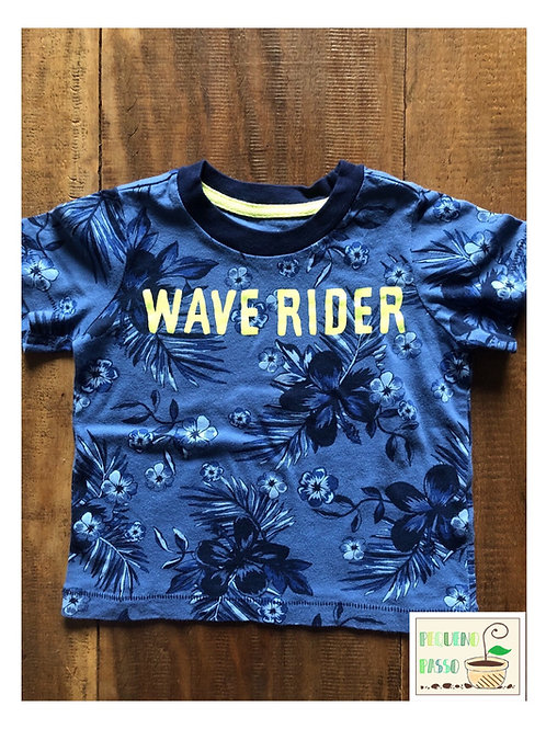 Camiseta wave - Carter's