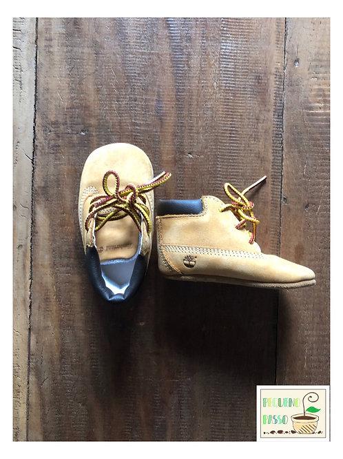 Botinha amarela - Timberland
