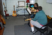 Guitar lessons with students of all ages!