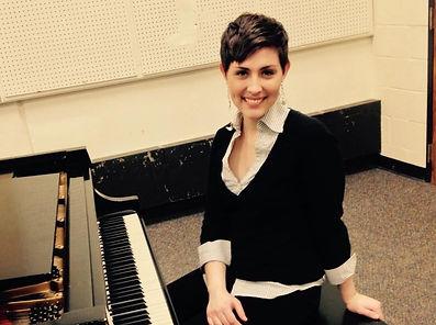 Angelica Fulop, piano teacher at Falls Music