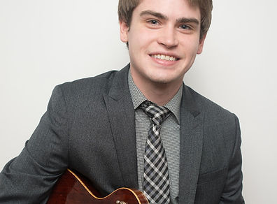 Michael Vincent, guitar teacher at Falls Music School