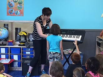 Green Music School Preschool Program