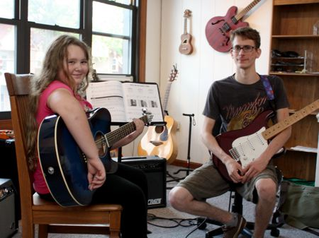 Guitar Lessons   Firefly Music School