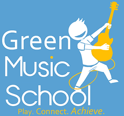 Guitar lessons, piano lessons, voice lessons, and drum lessons for Green, Akron, Uniontown, and Clinton
