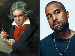Kanye or Beethoven? Musicians Who Loved Talking About Their Greatness