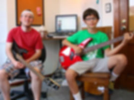 Firefly offers beginner bass lessons!