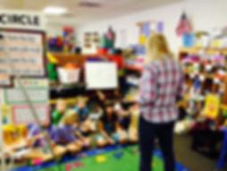 Green Music School Preschool Program