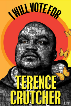 Terence Crutcher  (Please visit voteinth