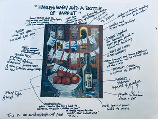Harlem Baby and a Bottle of Harriet DECODED