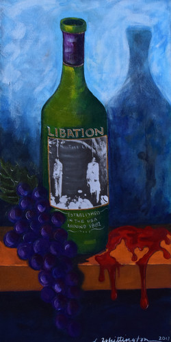 Libation for the Lynched