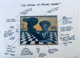The Return of Michael Stewart DECODED